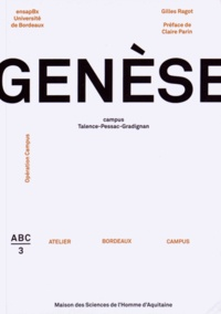 Histoiresdenlire.be Genèse - Campus Talence-Pessac-Gradignan Image