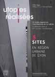 Gilles Ragot - Utopies réalisées - Un autre regard sur l'architecture du XXe siècle, Editions bilingue français-anglais. 1 DVD