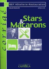 Anglais BEP Hôtellerie-Restauration Stars and Macarons - Pratique raisonnée de la langue de spécialité, Corrigé.pdf