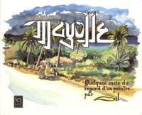 Gilles Renaud - Mayotte - Quelques mois du regard d'un peintre.