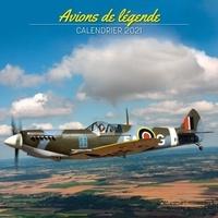 Gilles Rivet - Avions de légende - Calendrier.