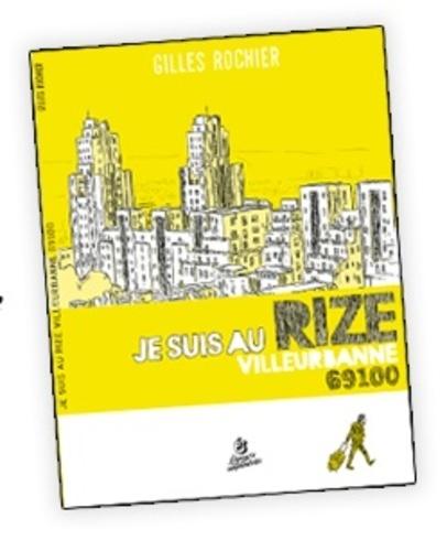Gilles Rochier - Je suis au Rize.