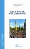 Gilles Rouet - Quelles frontières pour quels usages ?.
