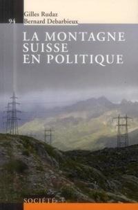 Galabria.be La montagne suisse en politique Image