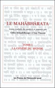 Histoiresdenlire.be Le Mahabharata - Tome 1, La genèse du Monde Image