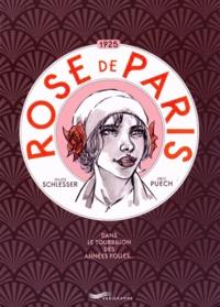 Gilles Schlesser et Eric Puech - Rose de Paris.