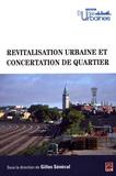 Gilles Sénécal - Revitalisation urbaine et concertation de quartier.