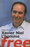 Gilles Sengès - Xavier Niel, l'homme Free.