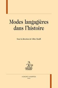 Gilles Siouffi - Modes langagières dans l'histoire.