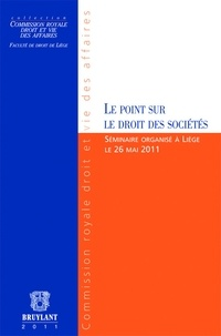 Le point sur le droit des sociétés - Questions choisies.pdf