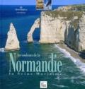 Gilles Targat et Corinne Targat - Les couleurs de la Normandie - La Seine-Maritime, édition bilingue français-anglais.