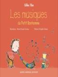 Gilles Tibo et Marie-Claude Favreau - Petit Bonhomme  : Petit Bonhomme 2 - Les musiques du Petit Bonhomme.