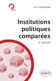 Gilles Toulemonde - Institutions politiques comparées.