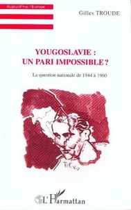 Gilles Troude - .
