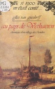 Gilles Van Grasdorff et Claude Pasteur - Au pays de Verhaeren.