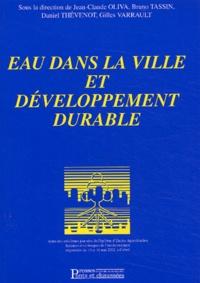 Eau dans la ville et développement durable.pdf