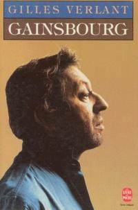 Gilles Verlant - Gainsbourg.
