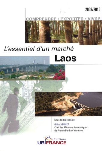 Gilles Vernet - Laos.