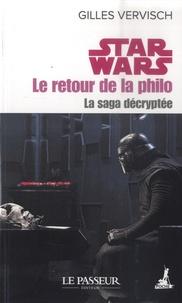 Gilles Vervisch - Star Wars, le retour de la philo.