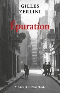 Gilles Zerlini - Epuration.