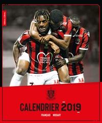 Gilletta éditions - Calendrier OGC Nice - Edition bilingue français-nissart.