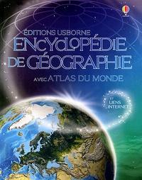 Gillian Doherty et Susanna Davidson - Encyclopédie de géographie - Avec atlas du monde.