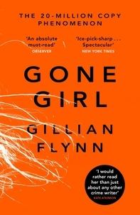 Gillian Flynn - Gone Girl.