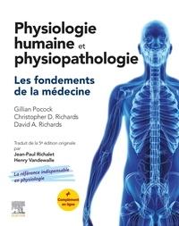 Livres au format pdb téléchargement gratuit Physiologie humaine et physiopathologie  - Les fondements de la médecine