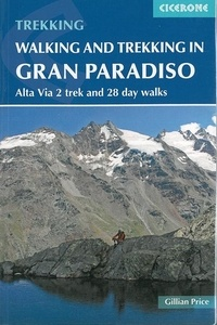 Gillian Price - Walking and trekking in the Gran Paradiso.