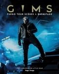 Gims - Gims - Fuego Tour scène & backstage.