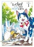 Gin Shirakawa - Le chat aux sept vies Tome 1 : .