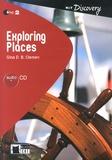 Gina-D-B Clemen - Exploring Places. 1 CD audio