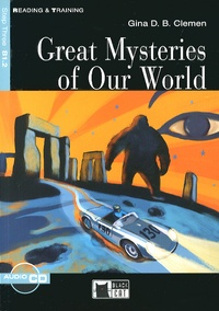 Gina D. B. Clemen - Great Mysteries of Our World. 1 CD audio