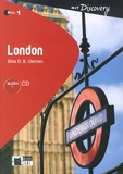 Gina-D-B Clemen - London. 1 CD audio