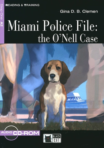 Gina D. B. Clemen - Miami Police File: the O'Nell Case. 1 CD audio
