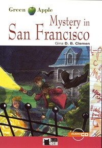 Gina D. B. Clemen - Mystery in San Francisco. 1 CD audio