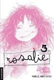 Ginette Anfousse - Rosalie  : Coffret numérique 3 romans.
