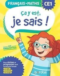 Télécharger des ebooks pour allumer du pc Français Maths CE1 Ca y est, je sais !  - Les fondamentaux ePub PDB RTF (French Edition) par Ginette Grandcoin-Joly, Dominique Chaix, Alain Gandon