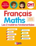 Ginette Grandcoin-Joly et Dominique Chaix - Français Maths CM1.
