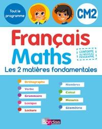 Ginette Grandcoin-Joly et Dominique Chaix - Français Maths CM2.