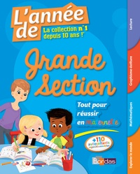 Ginette Grandcoin-Joly et Josette Spitz - L'année de grande section.