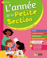 Ginette Grandcoin-Joly et Josette Spitz - L'année de la Petite Section 3-4 ans.