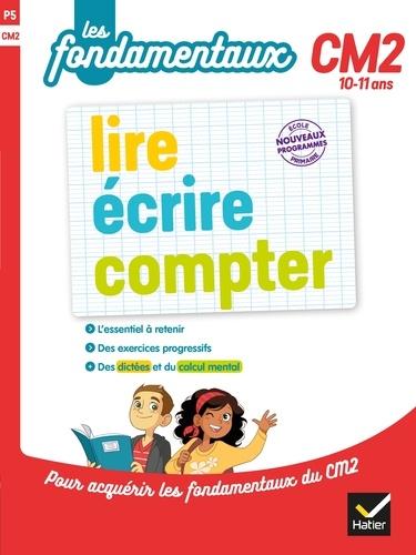 Ginette Grandcoin-Joly et Jean-Claude Landier - lire, écrire, compter CM2.