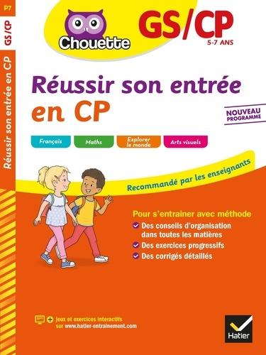 Ginette Grandcoin-Joly et Catherine Ruchmann - Réussir son entrée en CP - GS/CP.
