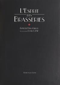 Ginette Hell-Girod et Daniel Czap - L'esprit des brasseries.