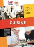 Ginette Kirchmeyer et Frédéric Leichtnam - Cuisine CAP Cuisine.