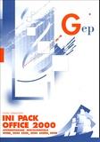 Ginette Kirchmeyer et Martine Lietta - INI Pack Office 2000 - Enoncé.