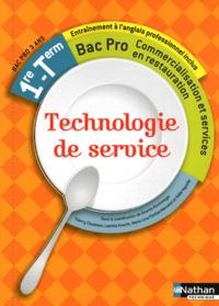 Galabria.be Technologie de service 1re Tle Bac Pro Commercialisation et services en restauration Image