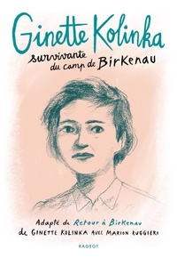 Ginette Kolinka et Marion Ruggieri - Ginette Kolinka, survivante du camp de Birkenau.