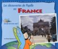 Ginette Sorel - Les découvertes de Papille en France.